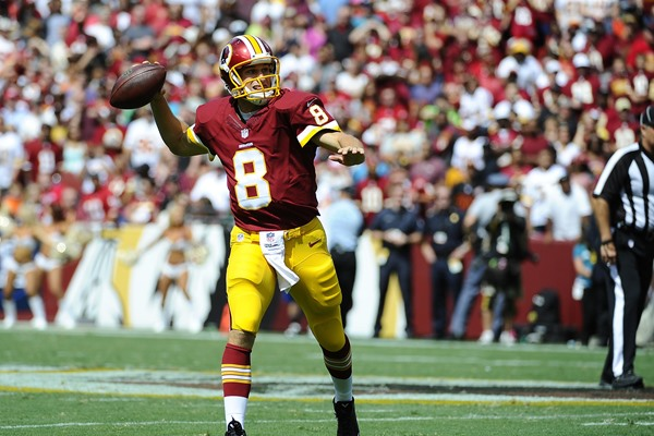 NFL Week 3 Preview: Redskins at Eagles