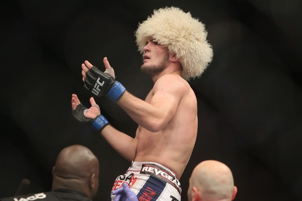 Khabib Nurmagomedov: I'm the No. 1 Contender, I Want the Next Title Shot