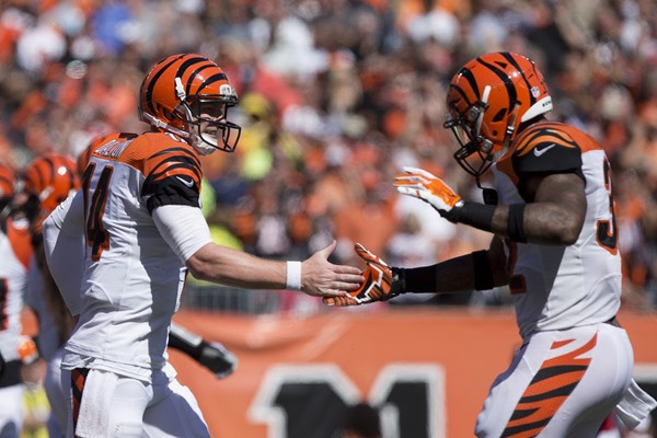 NFL Week 3 Preview: Titans at Bengals Preview