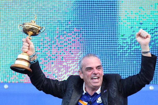 Column: Paul McGinley Bows Out As a Ryder Cup Legend