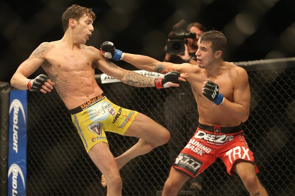 Pivotal Lightweight Bout Between Myles Jury and Donald Cerrone Targeted for January