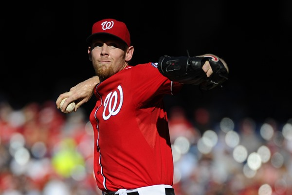 Giants vs. Nationals NLDS Game 1 Preview