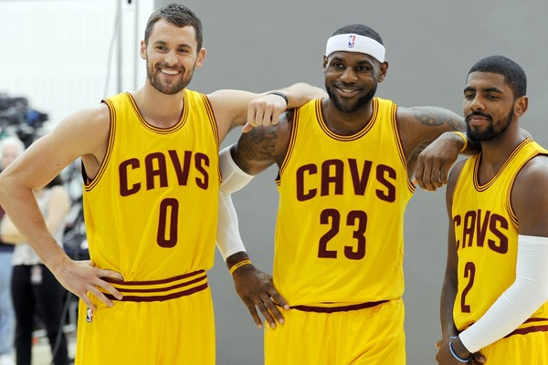 LeBron James and the Cleveland Cavaliers 2014-2015 NBA Season Preview