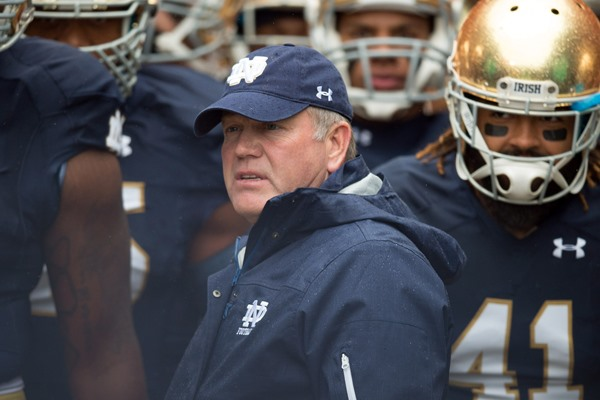 College Football Preview: #5 Notre Dame @ #2 Florida State