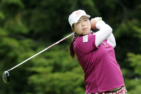 Shanshan Feng Leads the Field at Home for the Blue Bay LPGA