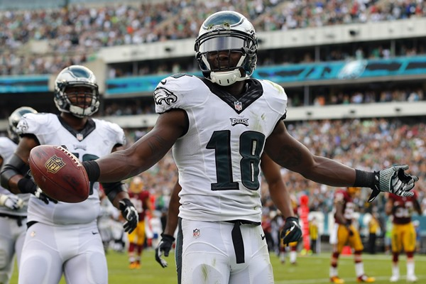 Fantasy Football Week 8: Ranking the Wide Receivers