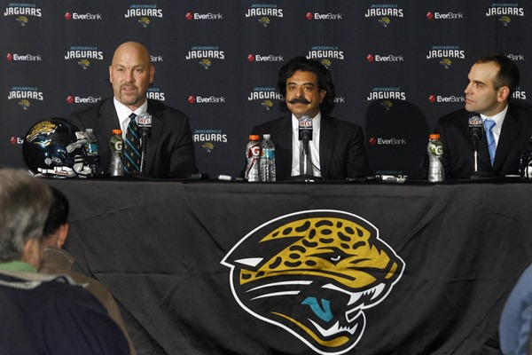 Early Look at NFL Draft Needs for the Jacksonville Jaguars
