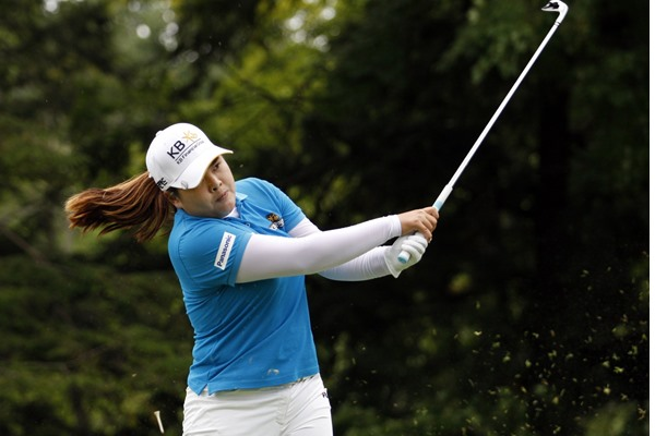 Inbee Park Will Regain the World No. 1 Ranking on Monday