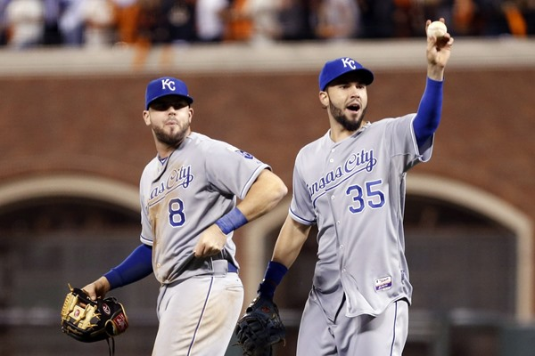 Royals-Giants World Series Preview: Game 4
