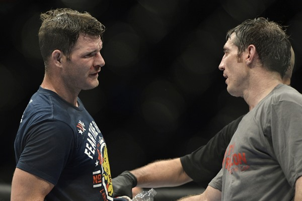 Michael Bisping: Cung Le 'Got Off on a Loophole or a Technicality'