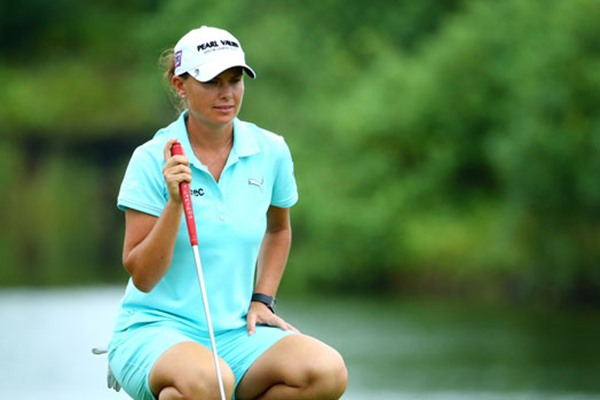 Lee-Anne Pace Cruises to Victory at the Inaugural Blue Bay LPGA