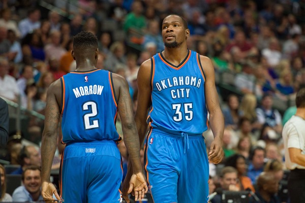 Oklahoma City Thunder Season Preview