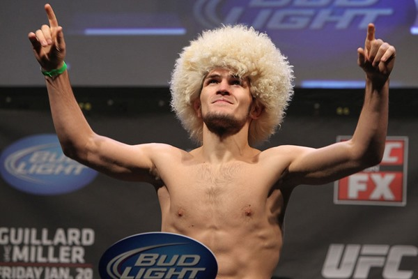 Khabib Nurmagomedov: 'Scared' Anthony Pettis is 'a Paper Champ'