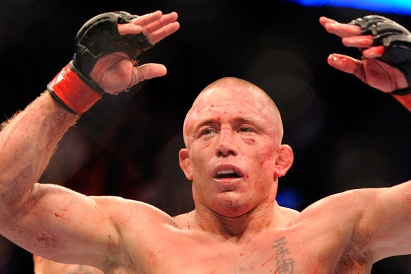 UFC News: Georges St-Pierre Likely to Defend Title Against Nick Diaz in March