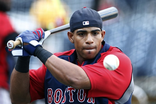 Should the Boston Red Sox Trade Yoenis Cespedes?