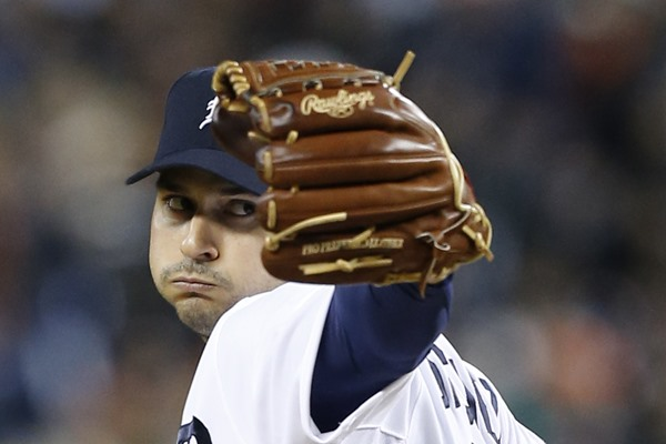 Detroit Tigers Re-sign Pitcher Anibal Sanchez
