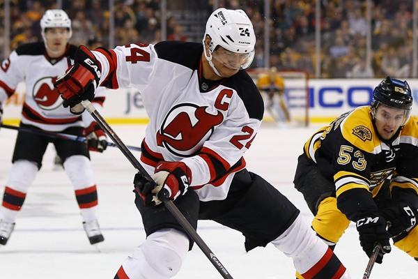 Should the Devils Trade Bryce Salvador?