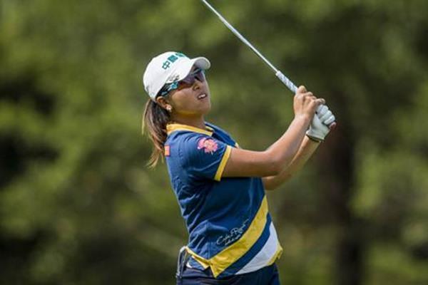 Tzu-Chi Lin Tops Crowded Leaderboard at Sanya Ladies Open