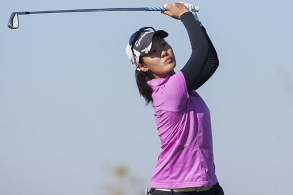 Xi Yu Lin Cruises to a Five-Shot Victory at the Sanya Ladies Open
