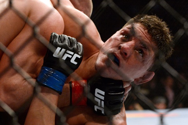 Nick Diaz: Georges St-Pierre is 'Scared to do the Fight' with Anderson Silva
