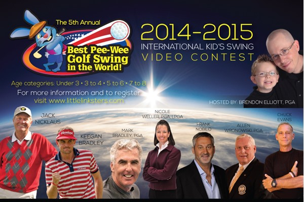 "Little Linksters ""Best Pee Wee Golf Swing in the World"" Celebrates Fifth Anniversary"