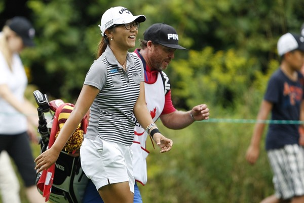 Rookie Lydia Ko Tops Off Year Winning $1.5 Million at CME Group Tour Championship