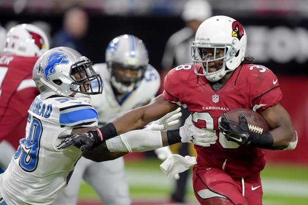 Daily Fantasy Football Matchups Week 13: Running Backs