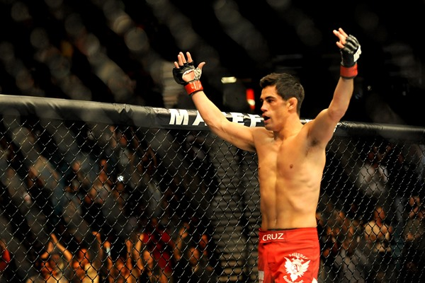 UFC Bantamweight Contenders Dominick Cruz, Raphael Assuncao Injured