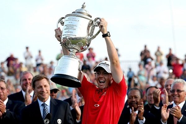Top Golf Stories 0f 2012 #3: Rory McIlroy Dominates
