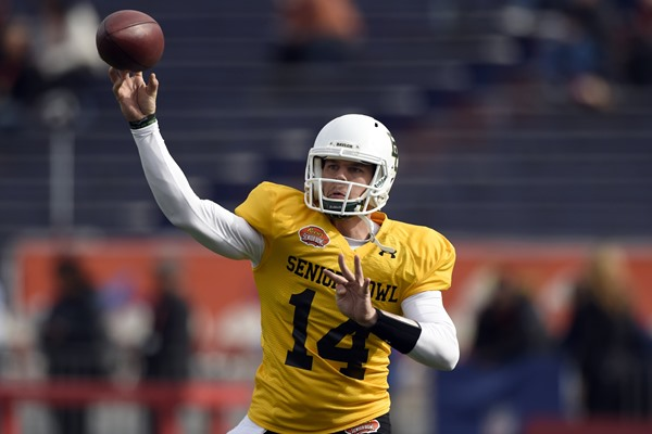 Video: 2015 Senior Bowl Notebook: Full North Practice Recap