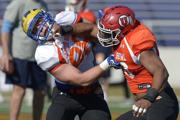 Exclusive 2015 Senior Bowl Interview: Nate Orchard