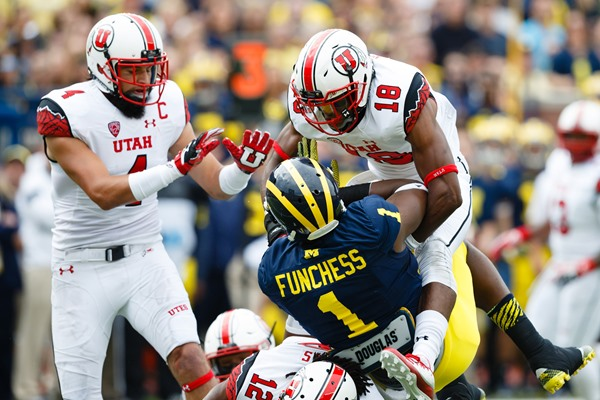 2015 NFL Draft Scouting Report: Eric Rowe