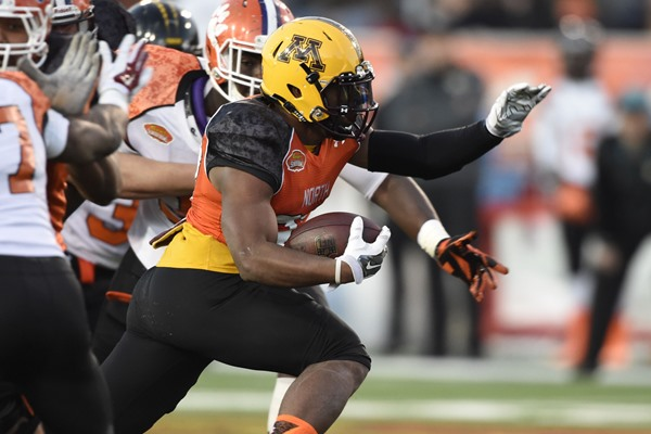 2015 Senior Bowl Notebook: David Cobb Interview