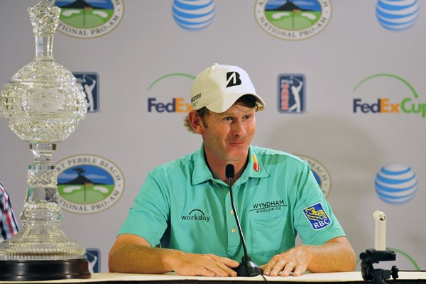 Golf: Weekly Recap - AT&T Pebble Beach National Pro-Am/Thailand Classic