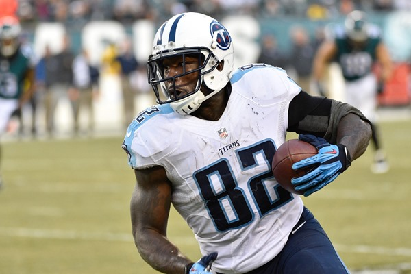 Top 100 Fantasy Football Players of 2014: #99- Delanie Walker