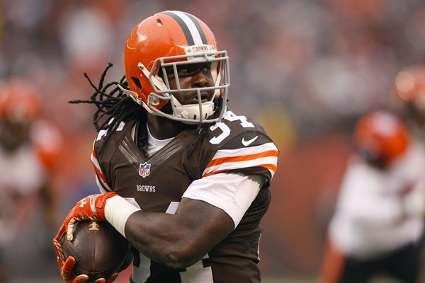Top 100 Fantasy Football Players of 2014: #98- Isaiah Crowell