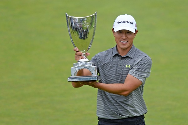 Golf: Weekly Recap - Northern Trust Open/Hero Indian Open