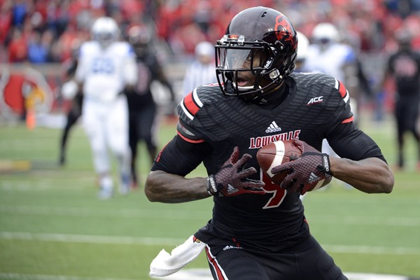 2015 NFL Draft Prospect Video Profile: DeVante Parker