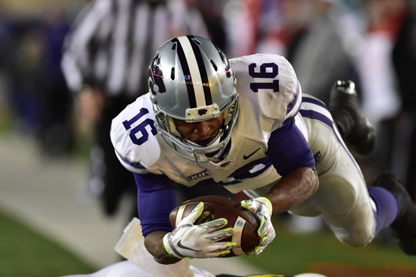 2015 NFL Draft Prospect Video Profile: Tyler Lockett