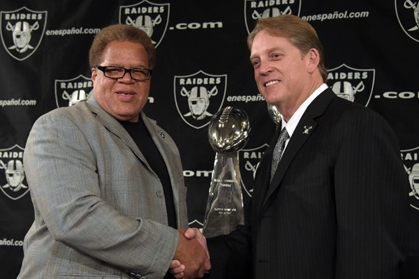 How Can Reggie McKenzie Keep his Job in Oakland