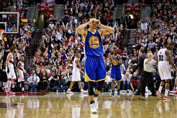 Golden State Warriors Take the Throne