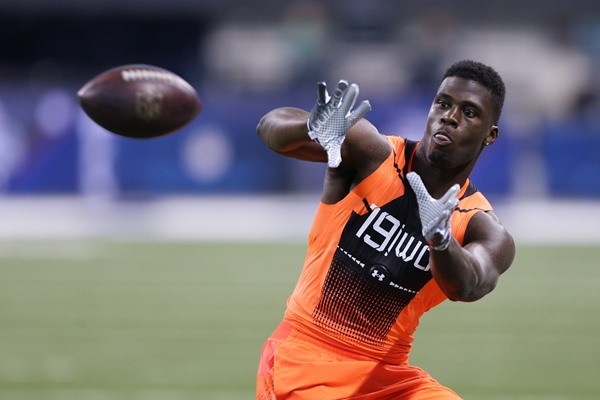 2015 NFL Draft Prospect Video Profile:  Dorial Green-Beckham