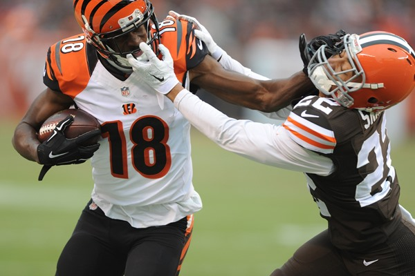 Fantasy Football Wide Receivers: Whose Draft Stock is on the Rise and Decline?