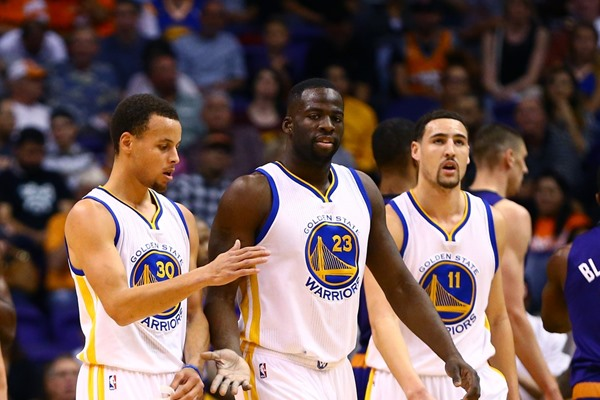 Breaking Down Warriors' Close Yet Dominant Sweep of Pelicans in Round 1