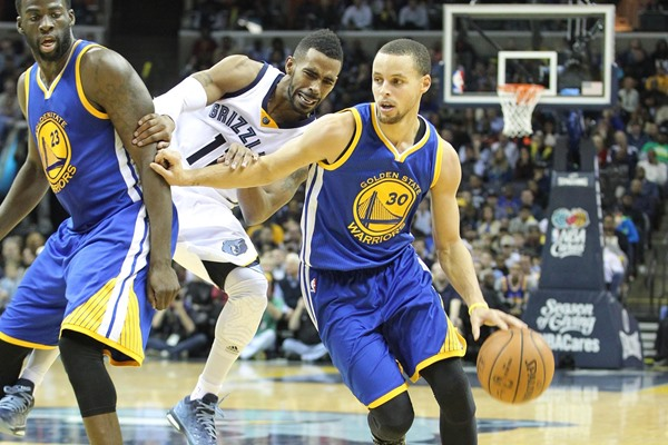 Last-Minute Predictions for Warriors' Round 2 Matchup with Grizzlies