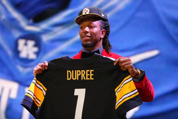 2015 NFL Draft:  The Biggest Winners