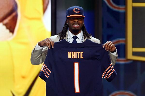 Fantasy Slant: Kevin White to the Bears