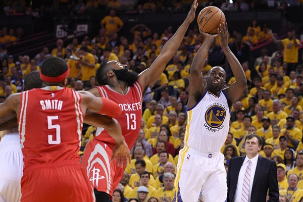 NBA Playoffs: Reviewing Game 1 of the Warriors-Rockets Series