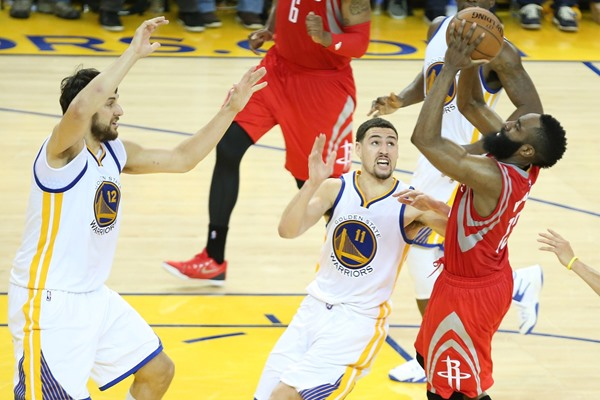 NBA Playoffs: Reviewing Game 2 of the Warriors-Rockets Series