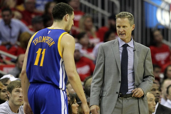Warriors Look to Close Out Rockets in Game 5